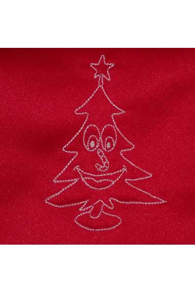 Christmas Gifts - Personalised Xmas Stocking - Tree